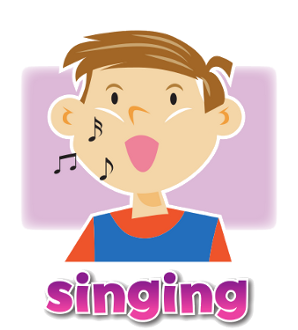 royalty free library Choir clipart vocal solo. Growing in grace celebrating.