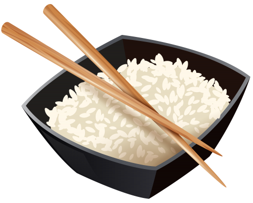 graphic transparent stock Chopsticks clipart. Chinese rice and best.