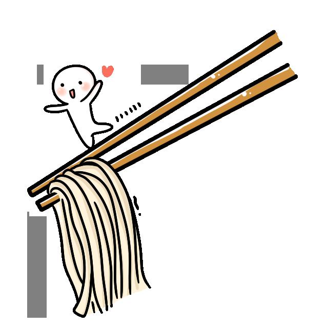 clipart free download Download cute ladle decoration. Chopsticks clipart cartoon.
