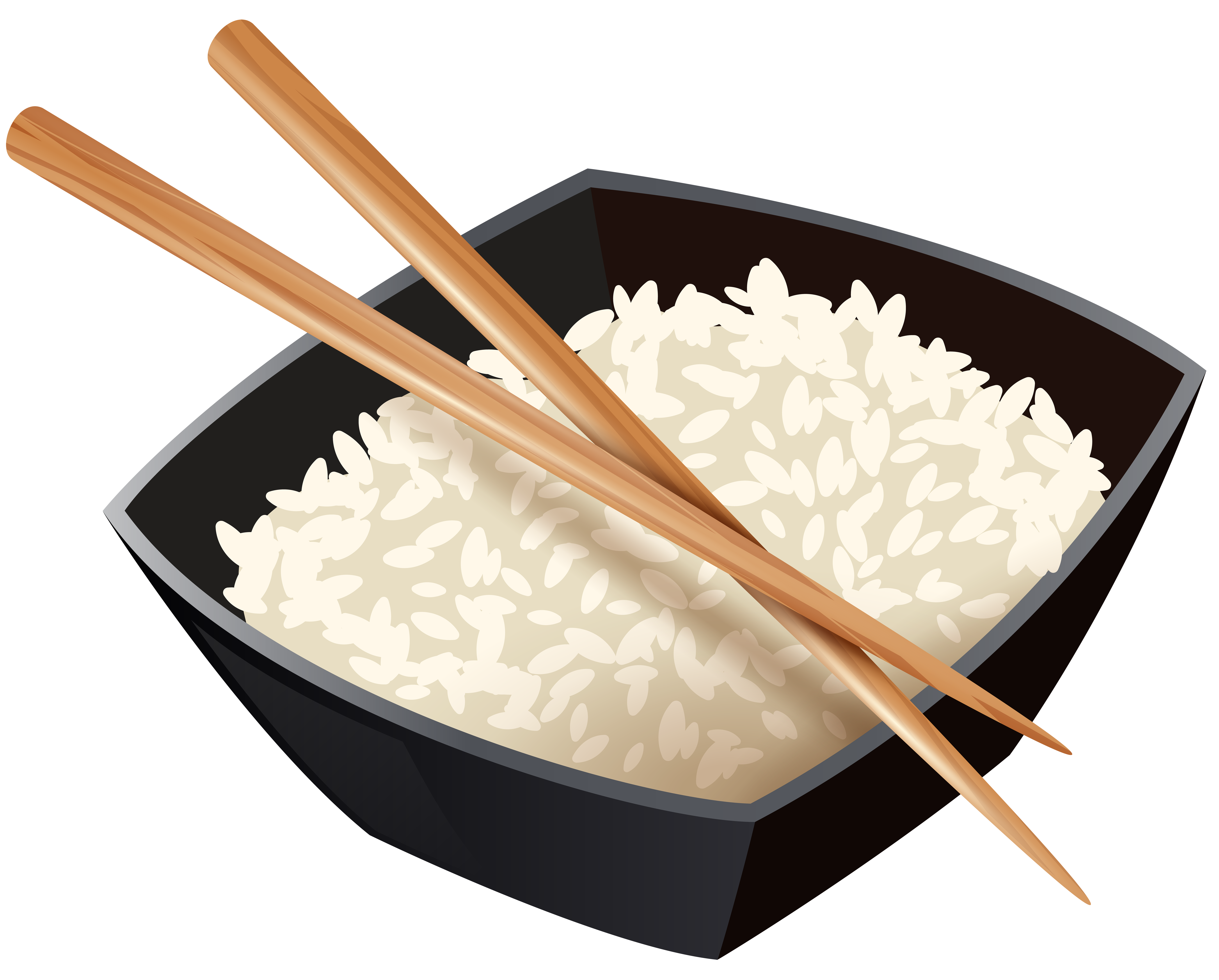 clip library stock Chopsticks clipart chopstick rice. Chinese food free image