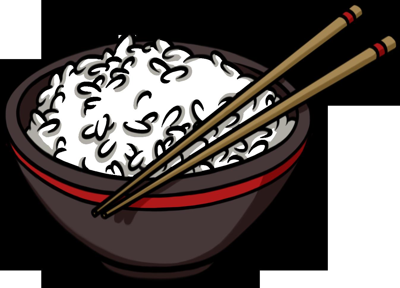 png free Rice at getdrawings com. Chopsticks clipart drawing.