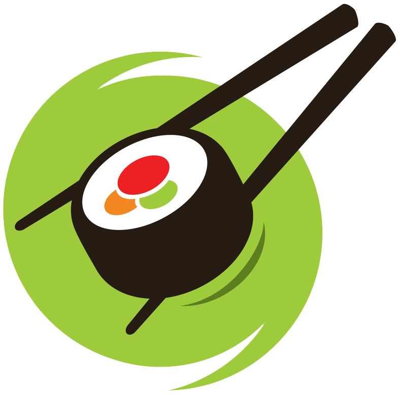 clip freeuse library Sushi rancho mirage joyce. Chopsticks clipart restaurant japanese.