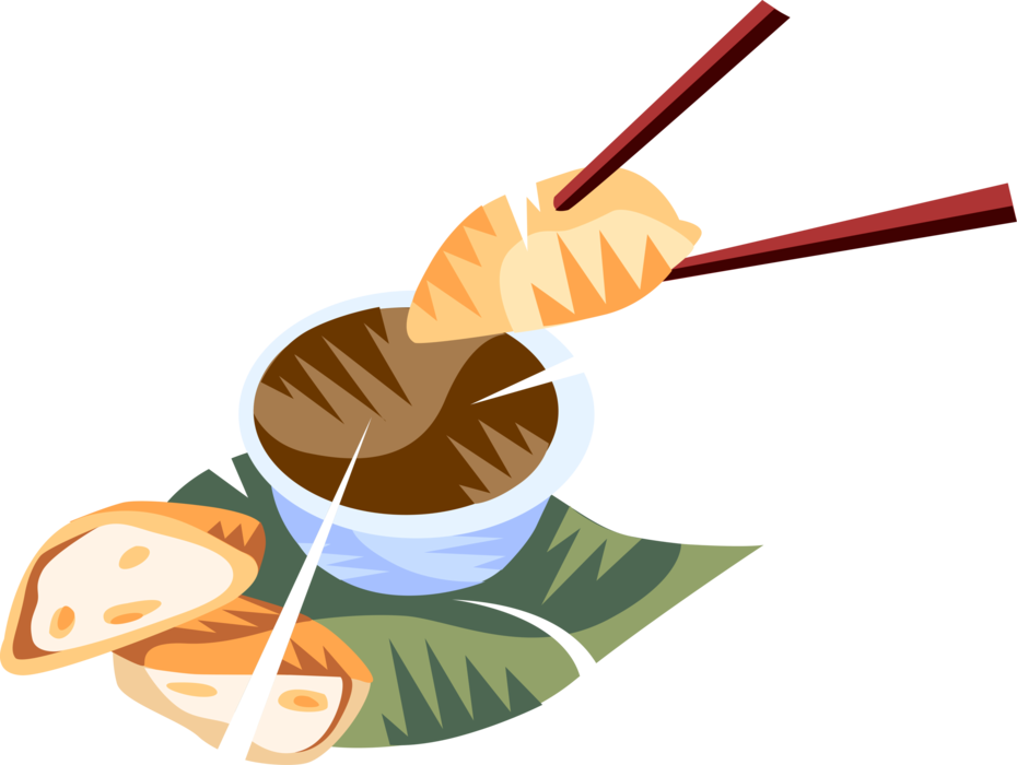 png library library Chopsticks clipart vector. Chinese tofu dumplings with.