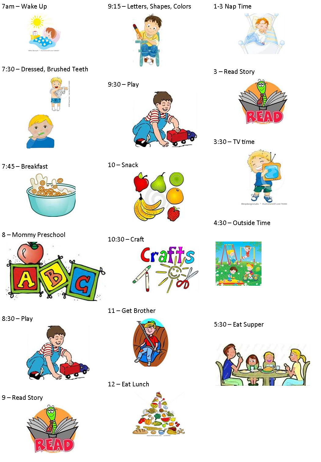 graphic library stock Chore clipart 5 year old. Our acres creating a.
