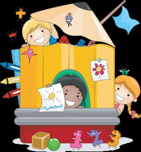 banner stock Kindergarten