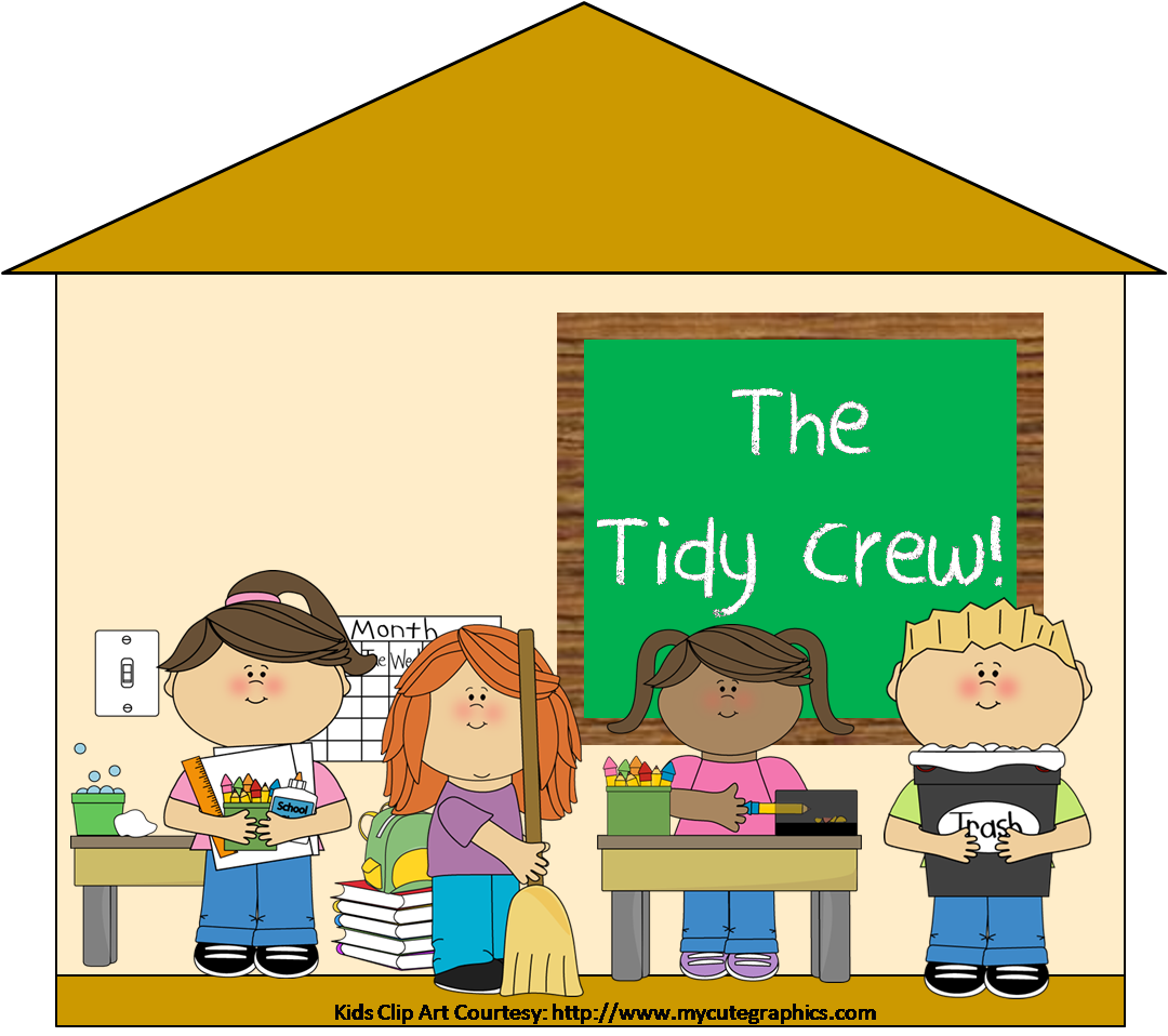 picture freeuse download Kids Doing Chores Clipart at GetDrawings