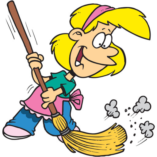 clipart free download Amazon com house cleaning. Chores clipart household task.