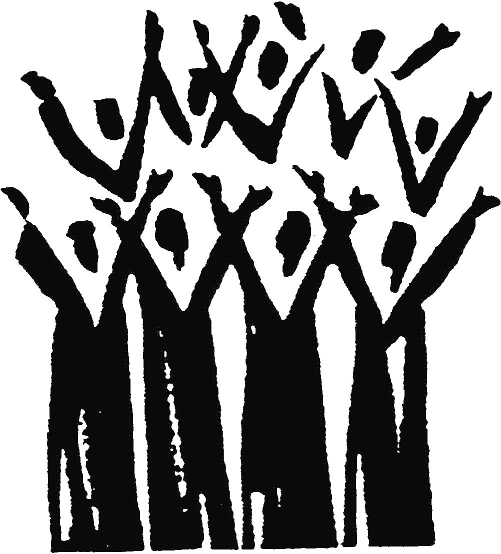 image freeuse library Chorus clipart child african american. Gospel choir png muziek