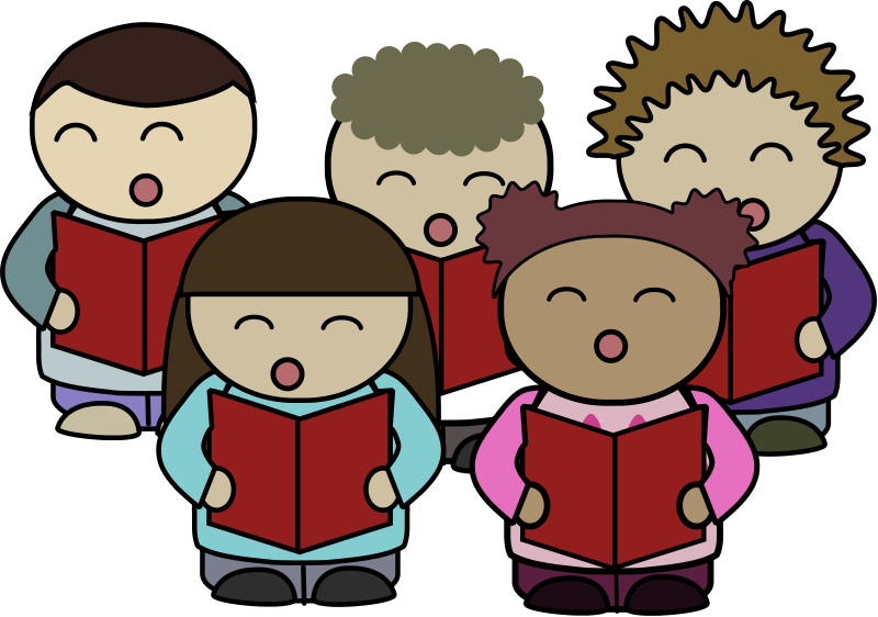banner free stock Youth clipart speech choir. Church clip art clipartix