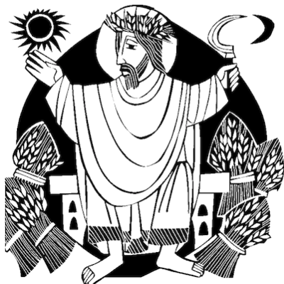 png black and white download Prayer path preparations saifont. Christ the king clipart