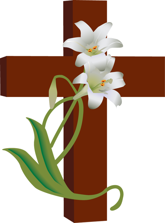 clip freeuse stock Memorial clipart altar flower. Easter png images transparent.