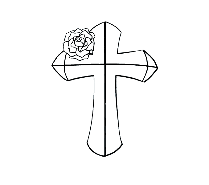 svg library download How to draw a. Religious drawing