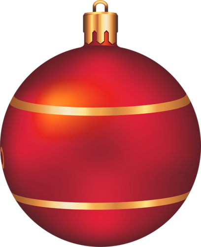 clip library download Transparent Christmas Ball Clipart