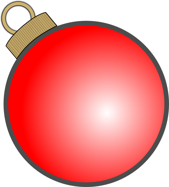 image transparent download Christmas Ball Ornament Clip Art at Clker