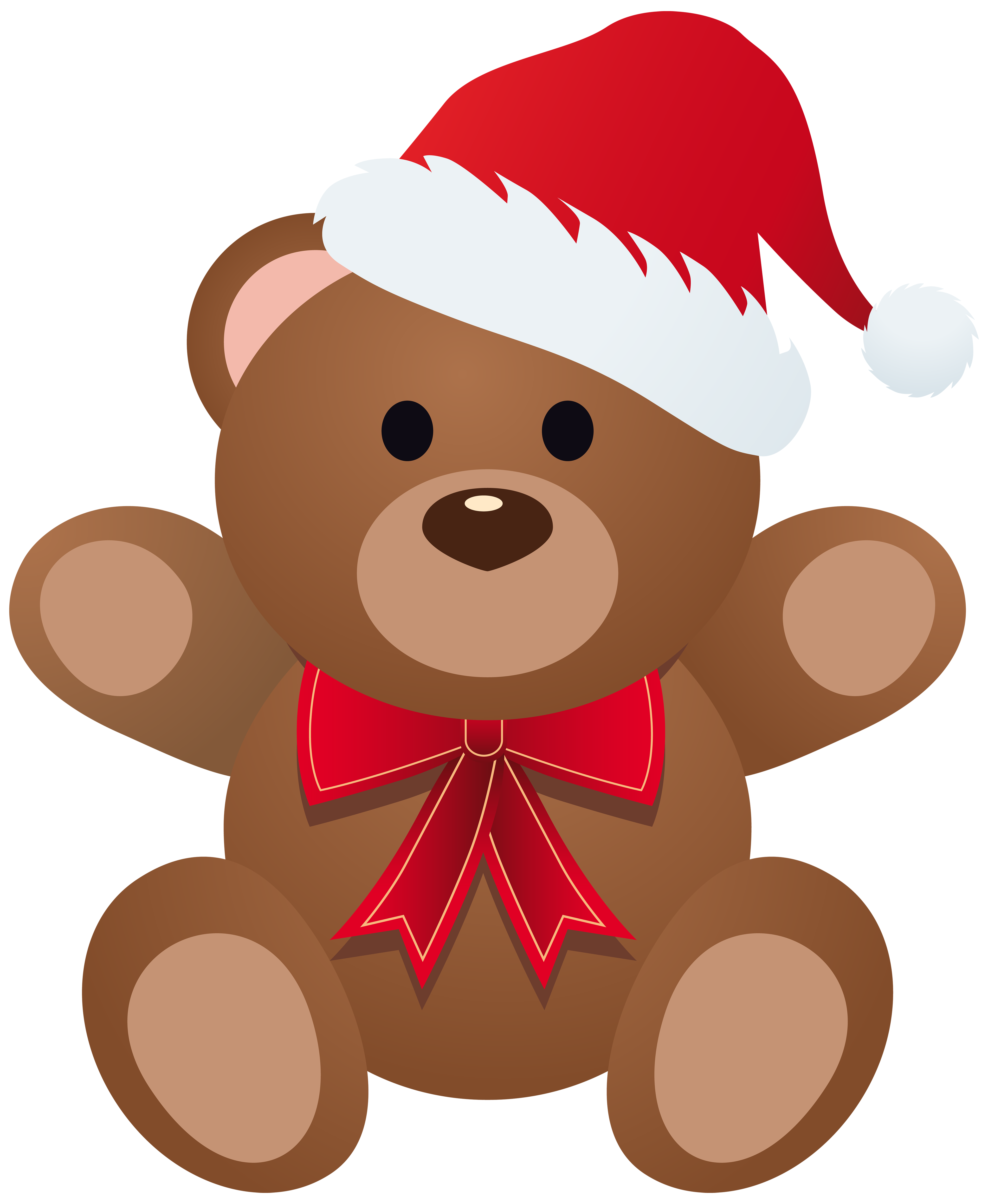 svg royalty free library Teddy png image gallery. Christmas bear clipart