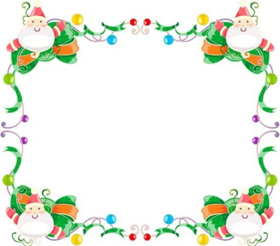 png free library Pin on digital frames. Free clipart christmas borders