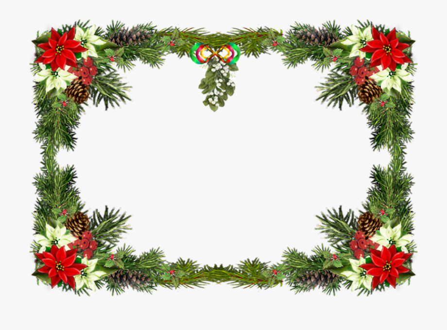 graphic freeuse download Free christmas borders clipart. Printable clip art merry