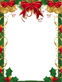 jpg library stock Christmas borders clipart. Free cliparts border download.