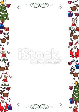 clip stock Christmas borders clipart free.  border clip art