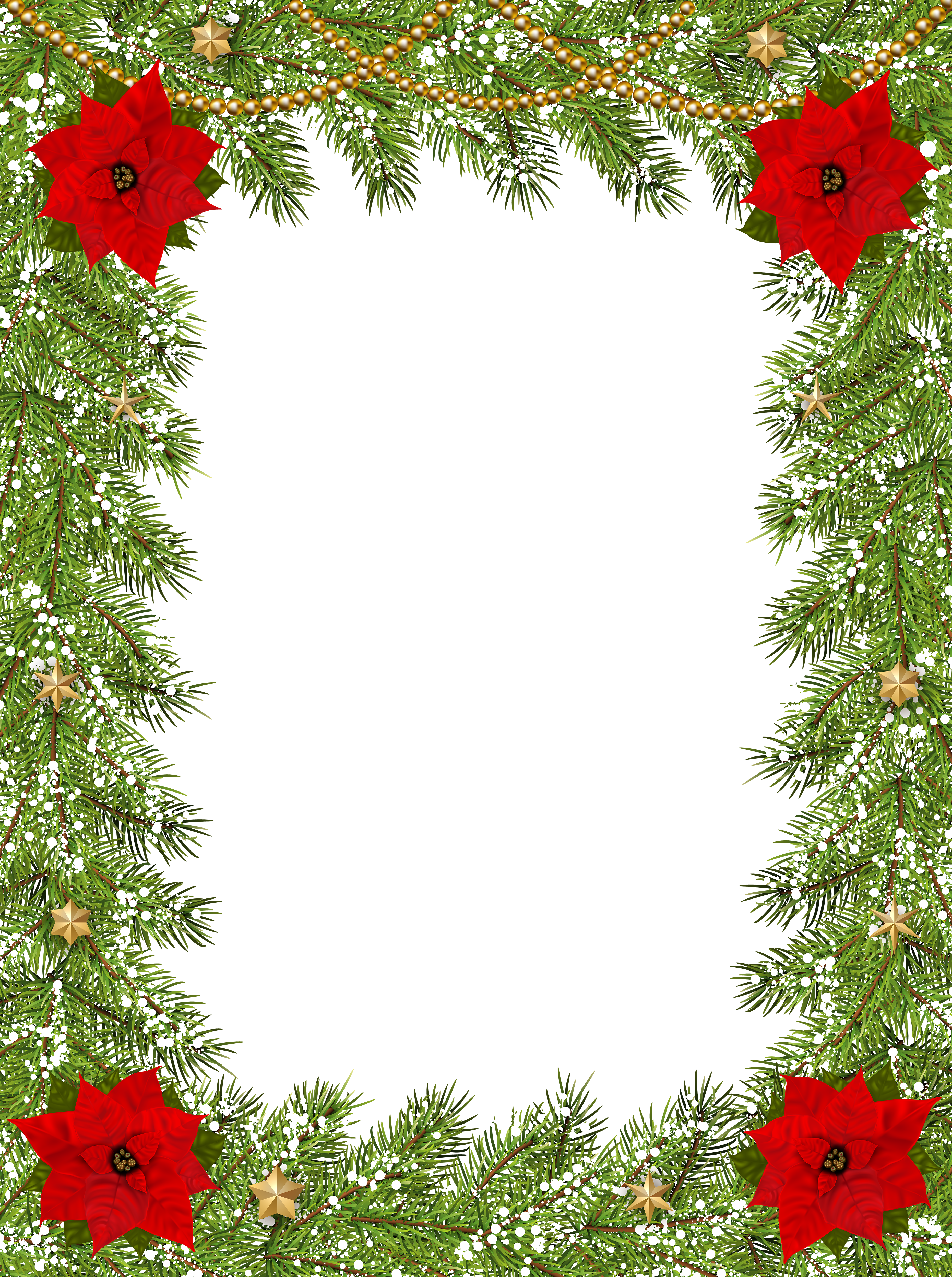 clip art download Transparent border frame gallery. Christmas borders clipart free