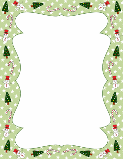 png black and white stock Clip art page and. Christmas borders clipart free