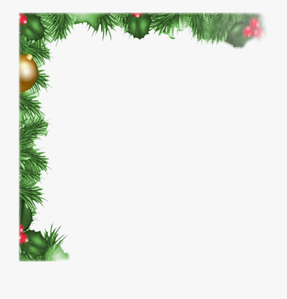 clip library download Christmas borders free clipart. Decorations png