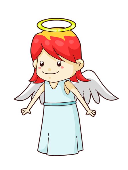 clip library stock Pictures group clipart collection. Vector angel cartoon