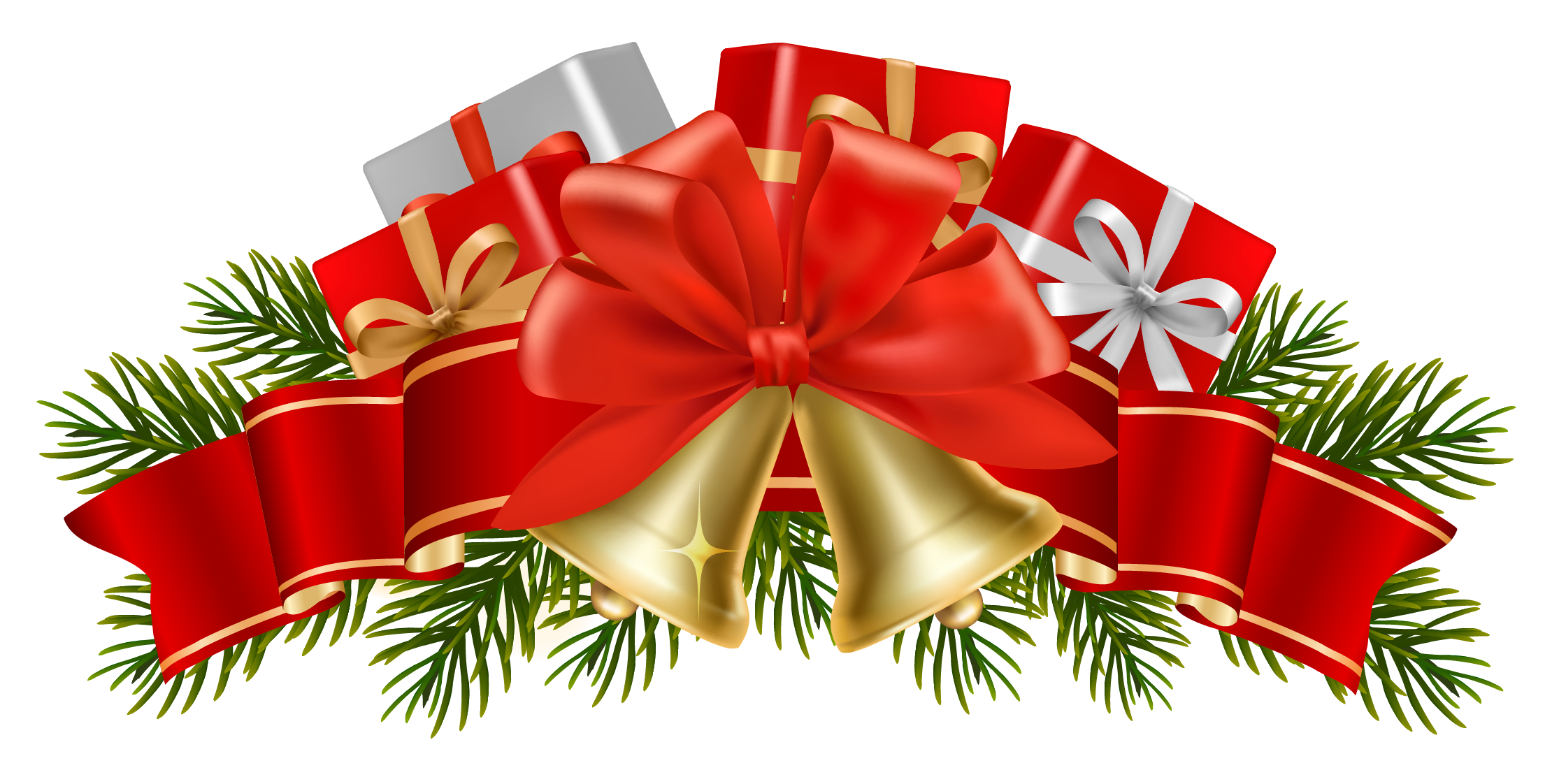 jpg freeuse library Christmas clipart banner. Png images download decoration.