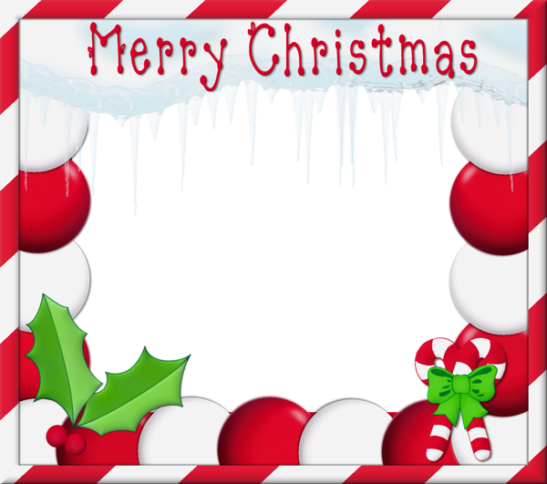 banner freeuse stock Merry png photo frame. Christmas clipart borders free