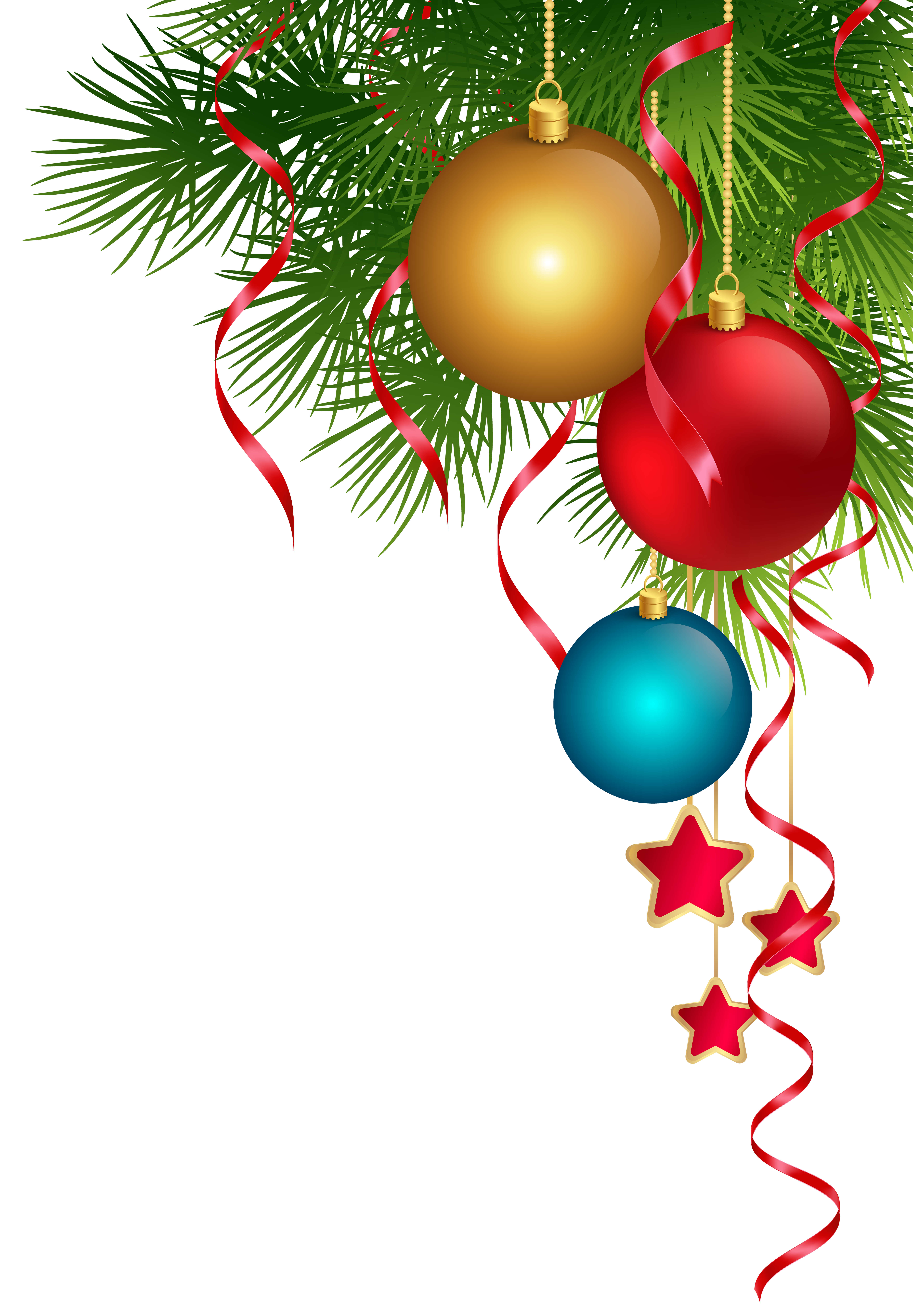 clip black and white library Christmas clipart corner borders. Transparent decoration png clip