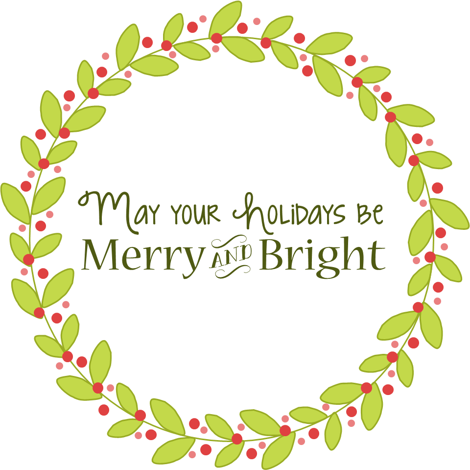 vector library download Bright Christmas Clipart