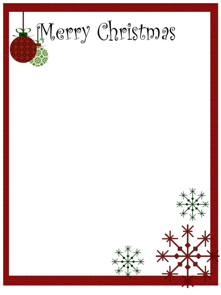 png royalty free library Christmas clipart free borders.  clipartlook