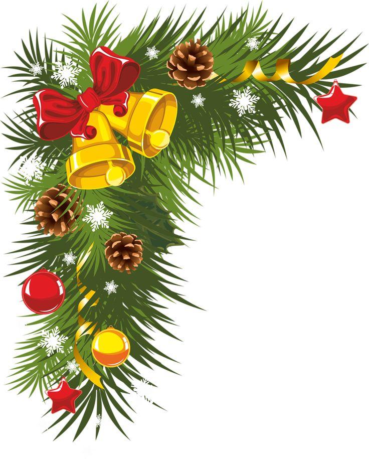 picture Free cliparts download clip. Christmas corner borders clipart