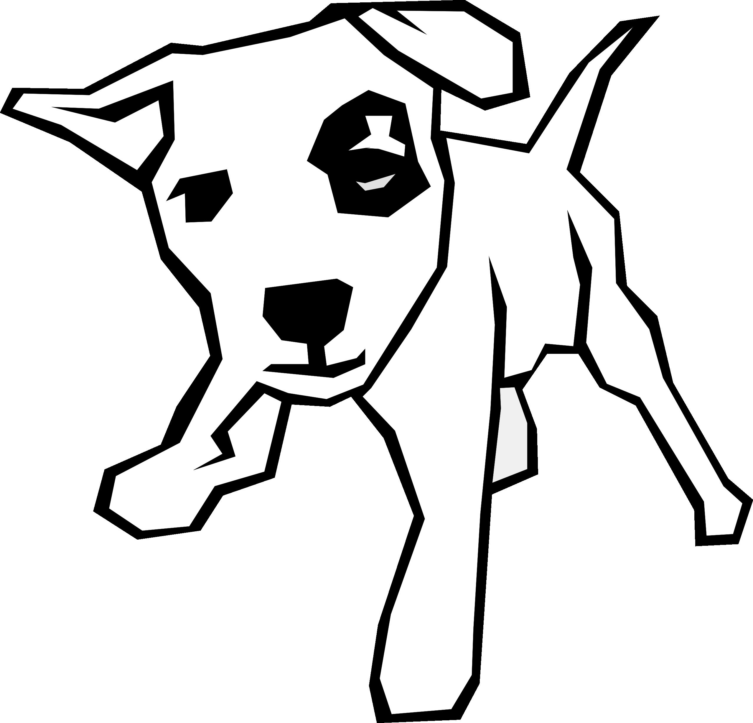 image library library Christmas Dog Bone Clip Art