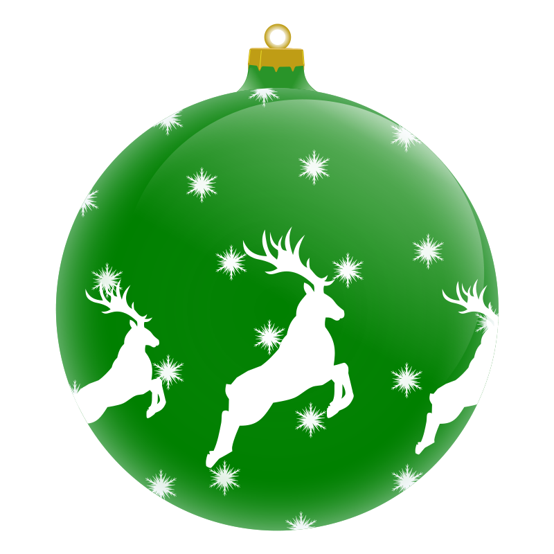 picture transparent library Christmas Ornaments Clipart