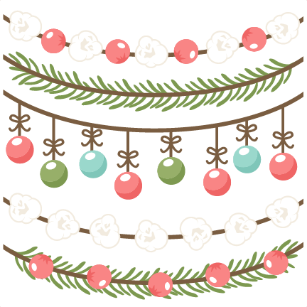 picture transparent download Christmas Borders scrapbook clip art christmas cut outs for cricut