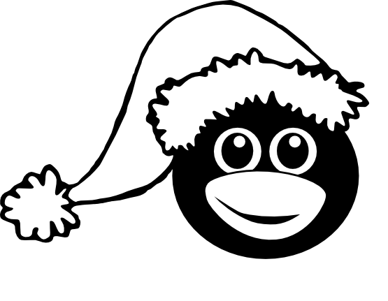 vector library download Penguin Clipart Black And White
