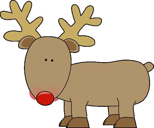 transparent download Christmas Reindeer Clipart