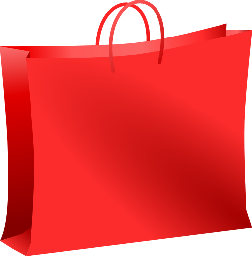 picture library Red Bag Clipart