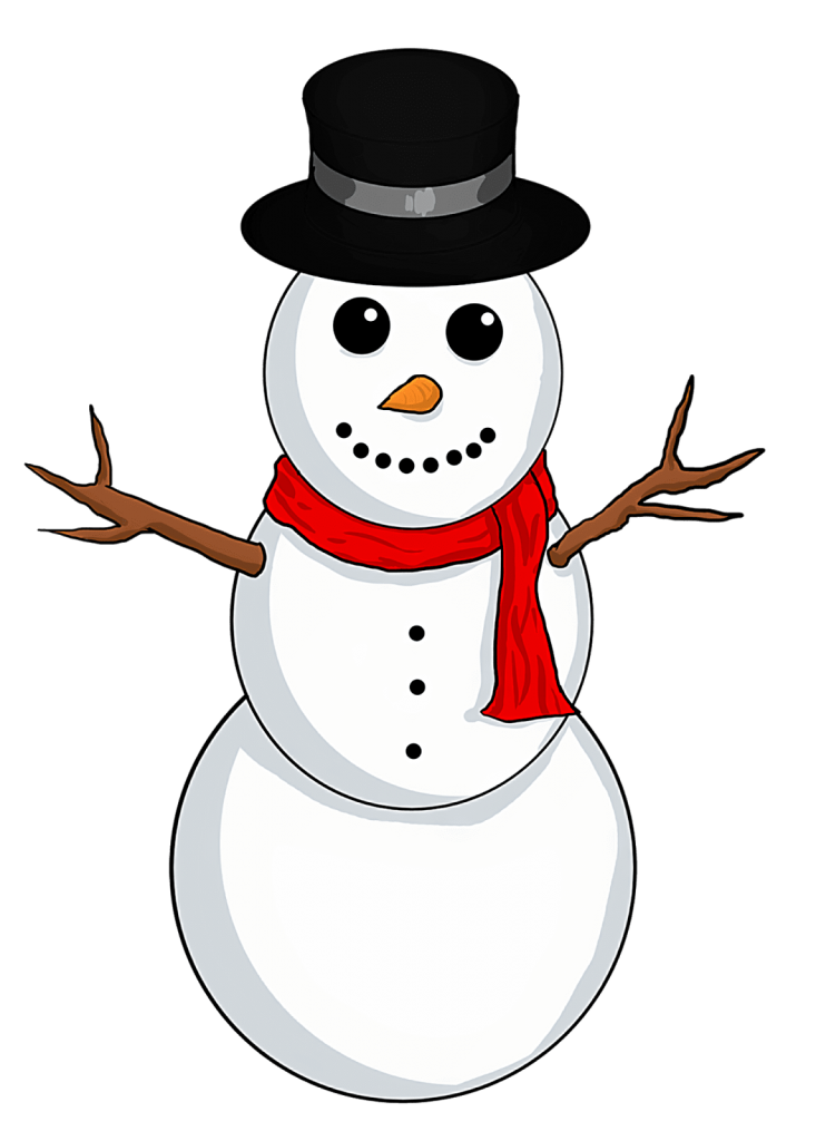 picture free download Christmas Snowman Clipart at GetDrawings