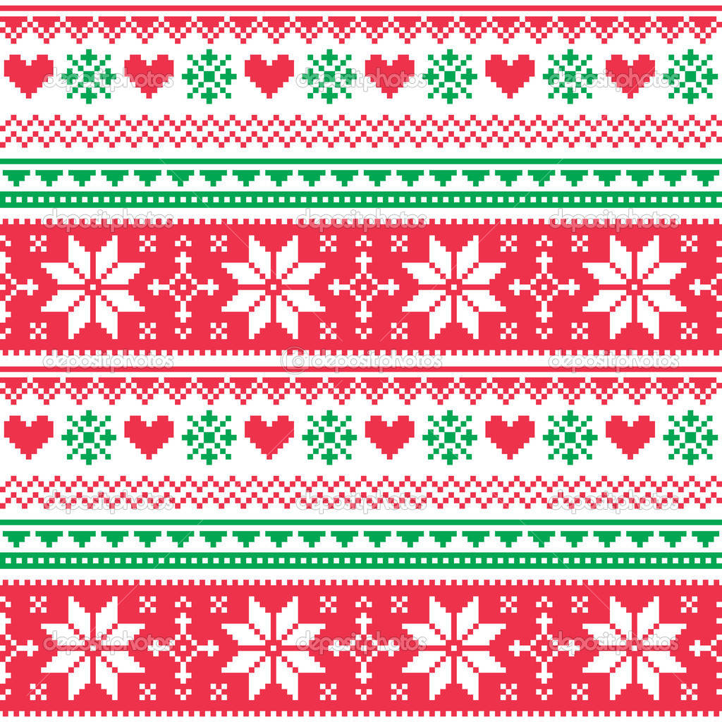png free library Clip art library . Christmas sweater pattern clipart