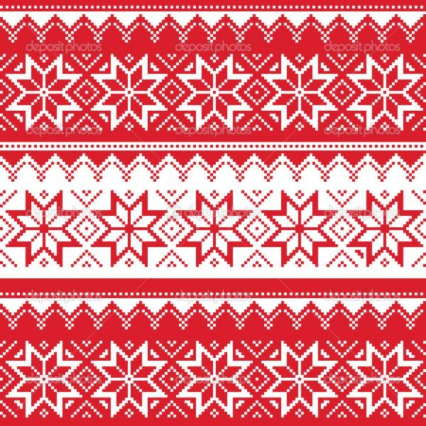 vector royalty free library Christmas sweater pattern clipart. Pin on patterns and