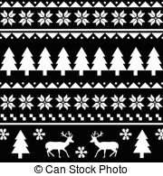 graphic royalty free Portal . Christmas sweater pattern clipart