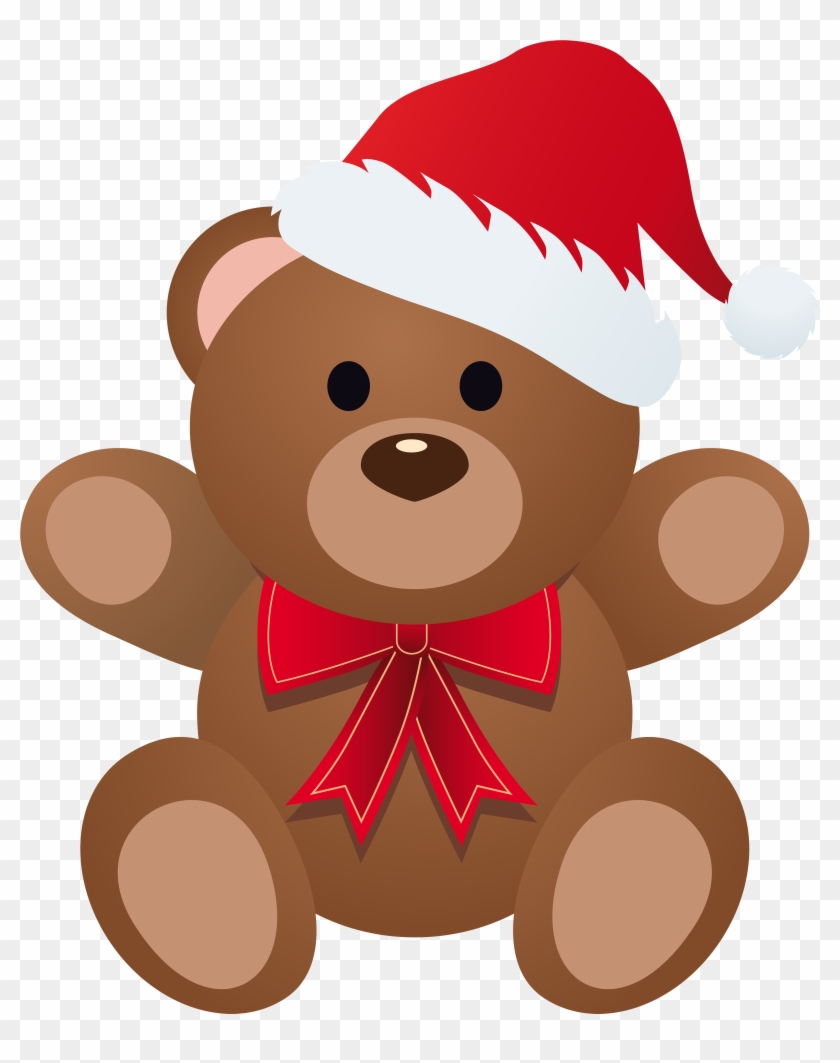 banner library library  x hd png. Christmas teddy bear clipart