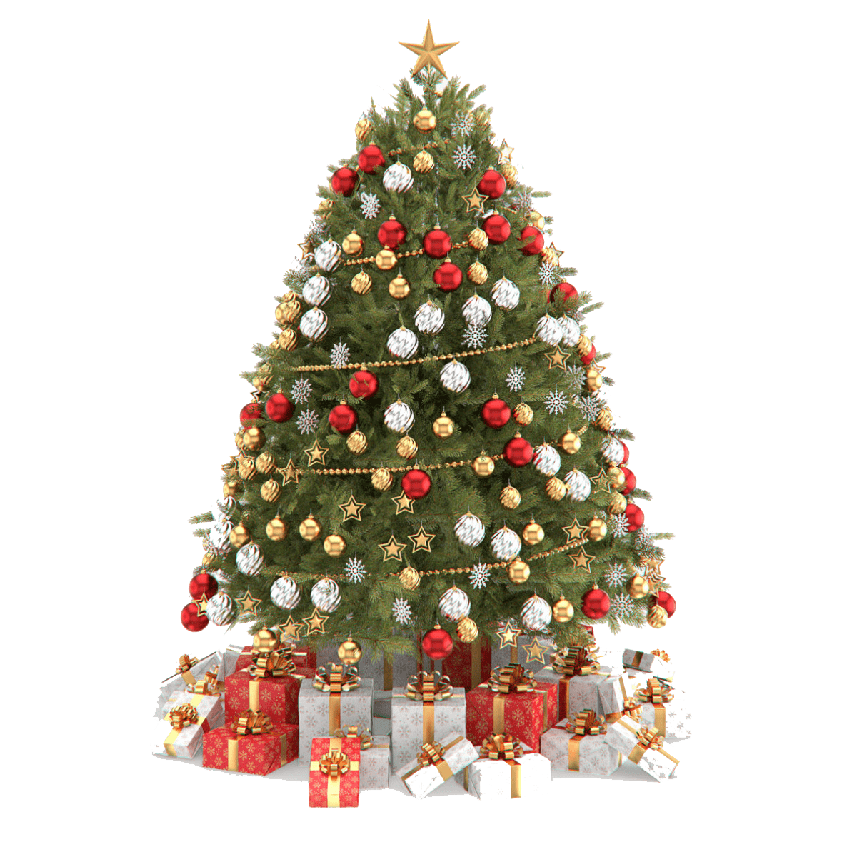 image freeuse Beautiful Christmas Tree PNG Clipart