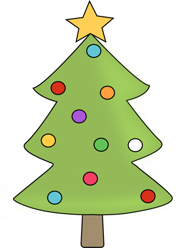 image freeuse download Christmas Tree Star Clipart