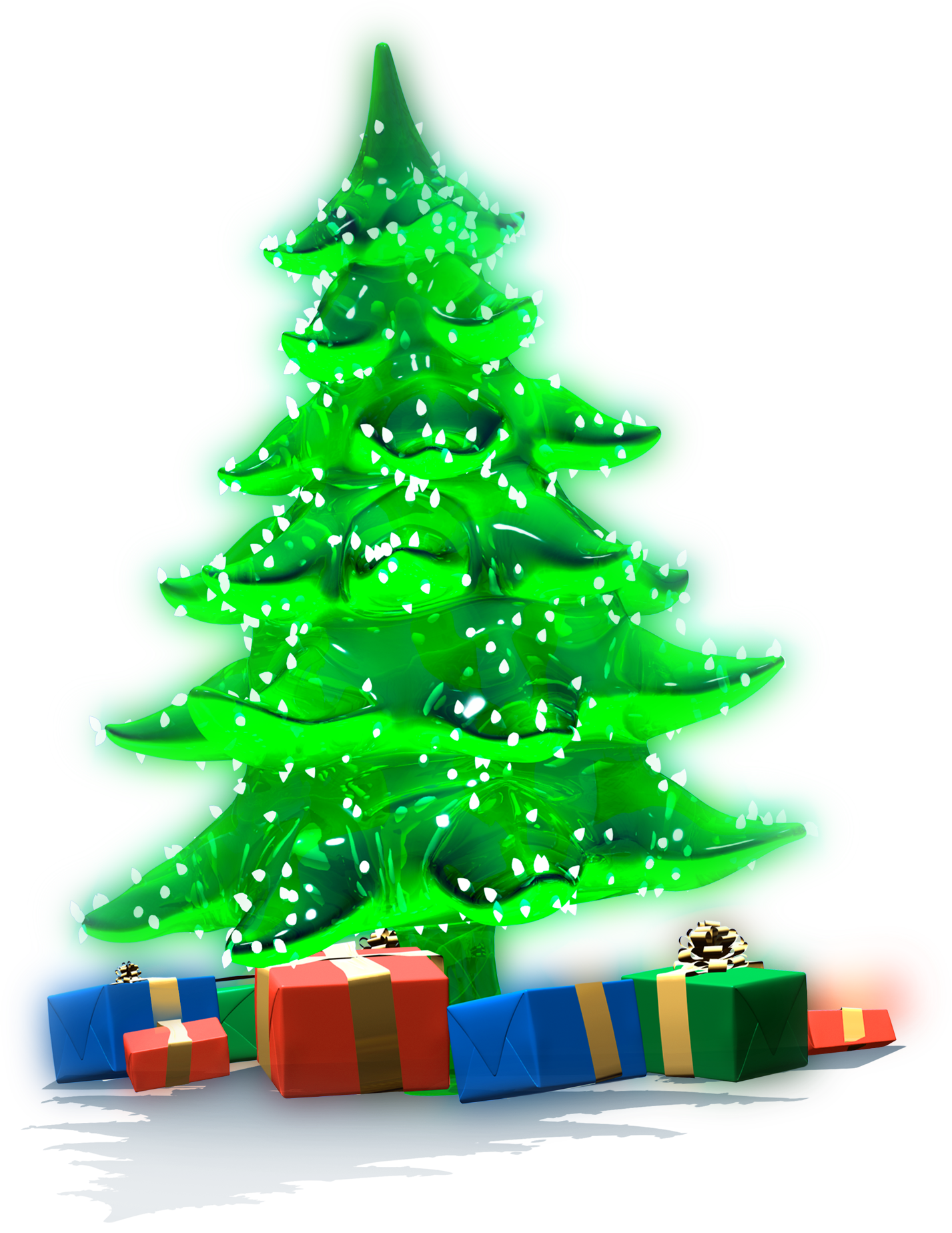 svg transparent stock  collection of and. Christmas tree with presents clipart