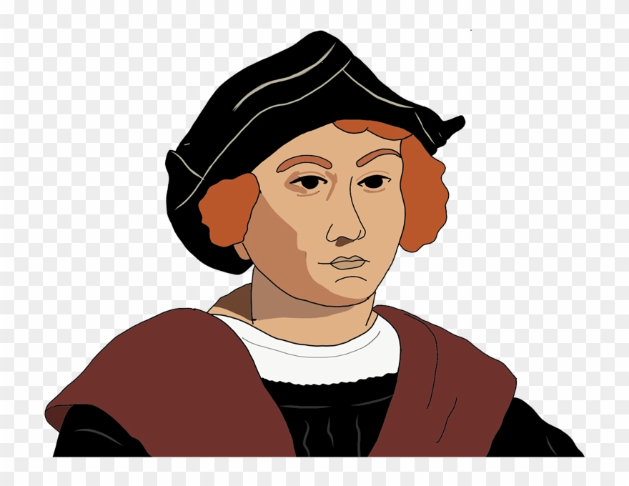 clip royalty free library Christopher columbus clipart. Christophercolumbus cartoon