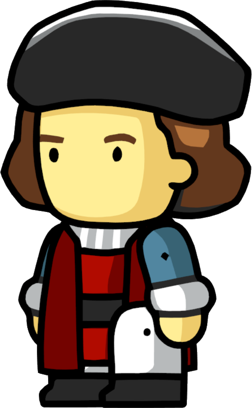 clip art library download Image png scribblenauts wiki. Christopher columbus clipart