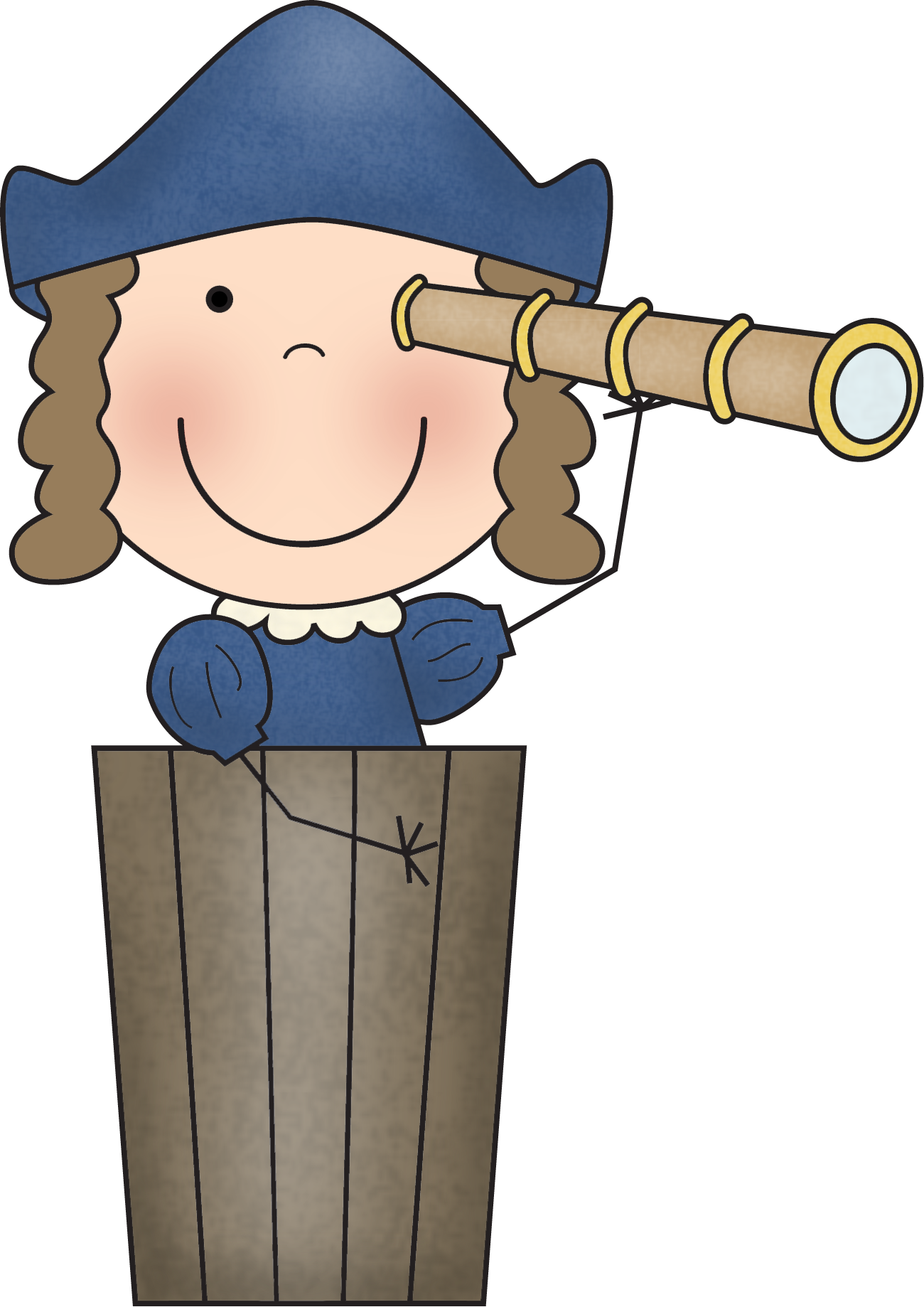 clip art Index of images scrappin. Christopher columbus clipart doodle.